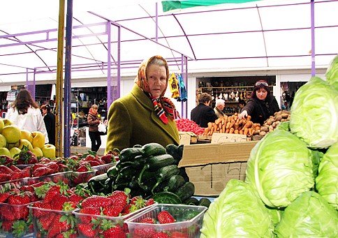 Курьерская доставка сельхозпродукции в Кирове